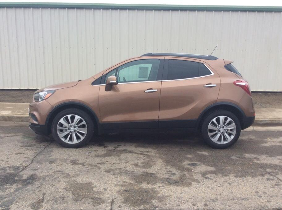 2017 Buick Encore from Dealer Choice 2