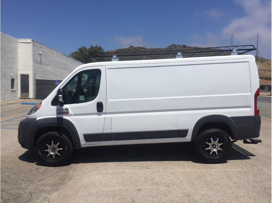 2018 Ram ProMaster Cargo Van from Dealers Choice