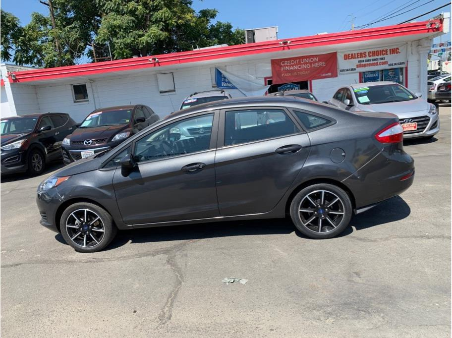 2017 Ford Fiesta from Dealers Choice III