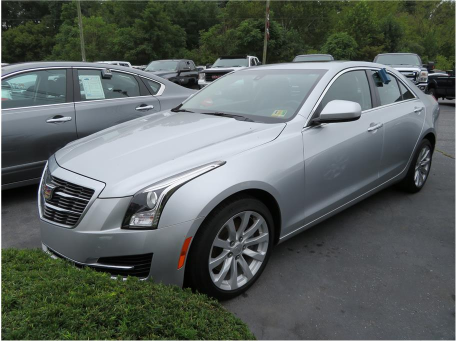 2017 Cadillac ATS from Keith's Auto Sales