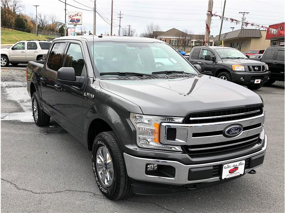 2018 Ford F150 SuperCrew Cab from Keith's Auto Sales West