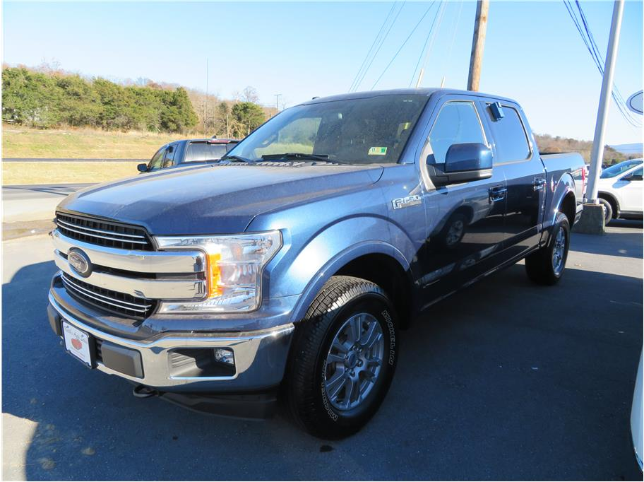 2018 Ford F150 SuperCrew Cab from Keith's Auto Sales
