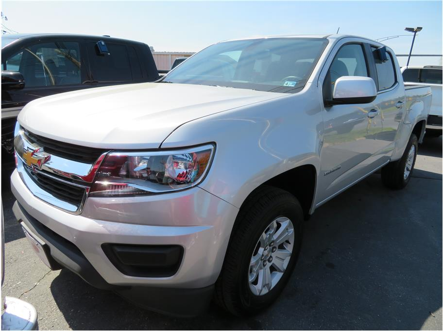 2019 Chevrolet Colorado Crew Cab from Keith's Auto Sales