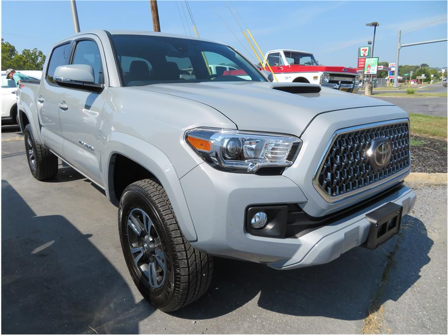 2019 Toyota Tacoma Double Cab from Keith's Auto Sales