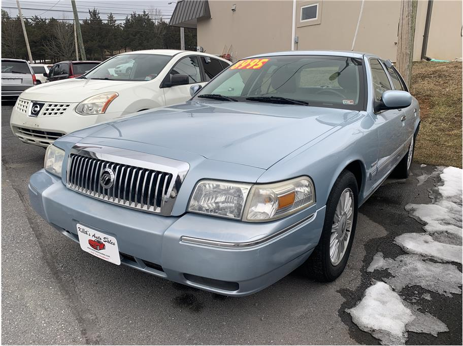 2011 Mercury Grand Marquis from Keith's Auto Sales West