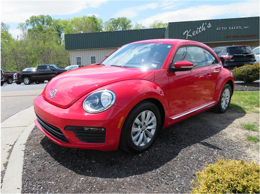 2019 Volkswagen Beetle from Keith's Auto Sales