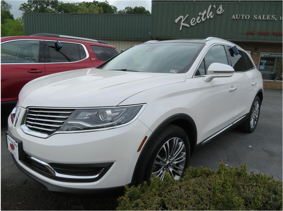 2017 Lincoln MKX from Keith's Auto Sales