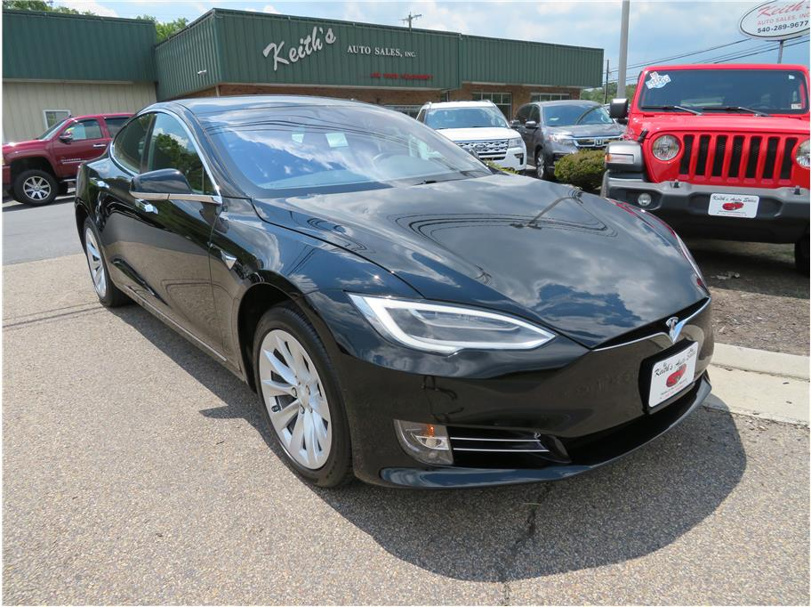 2018 Tesla Model S from Keith's Auto Sales