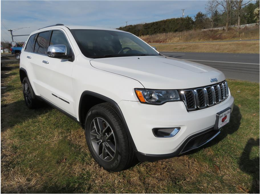 2019 Jeep Grand Cherokee from Keith's Auto Sales