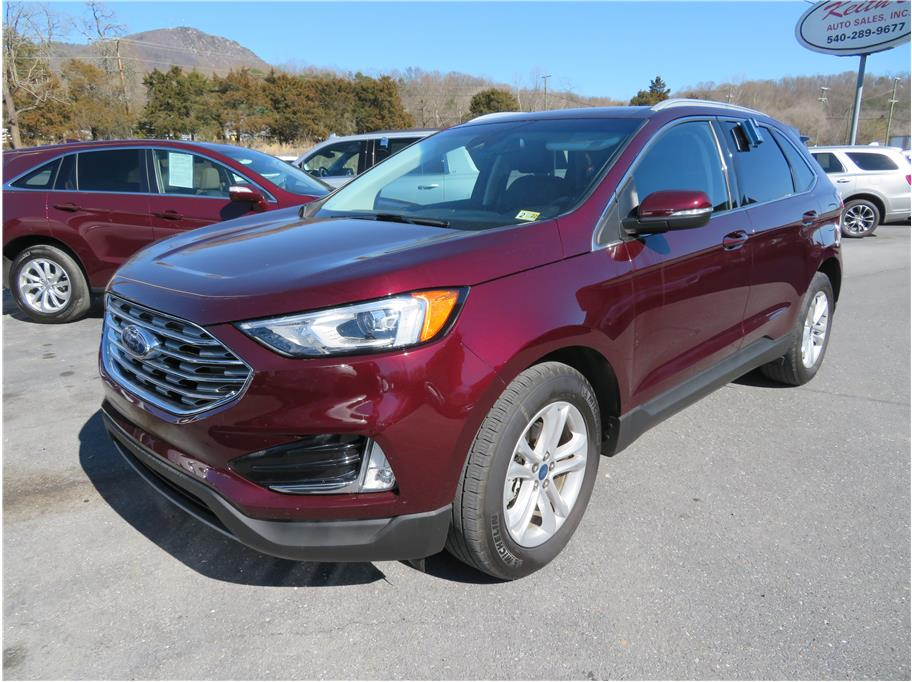 2020 Ford Edge from Keith's Auto Sales