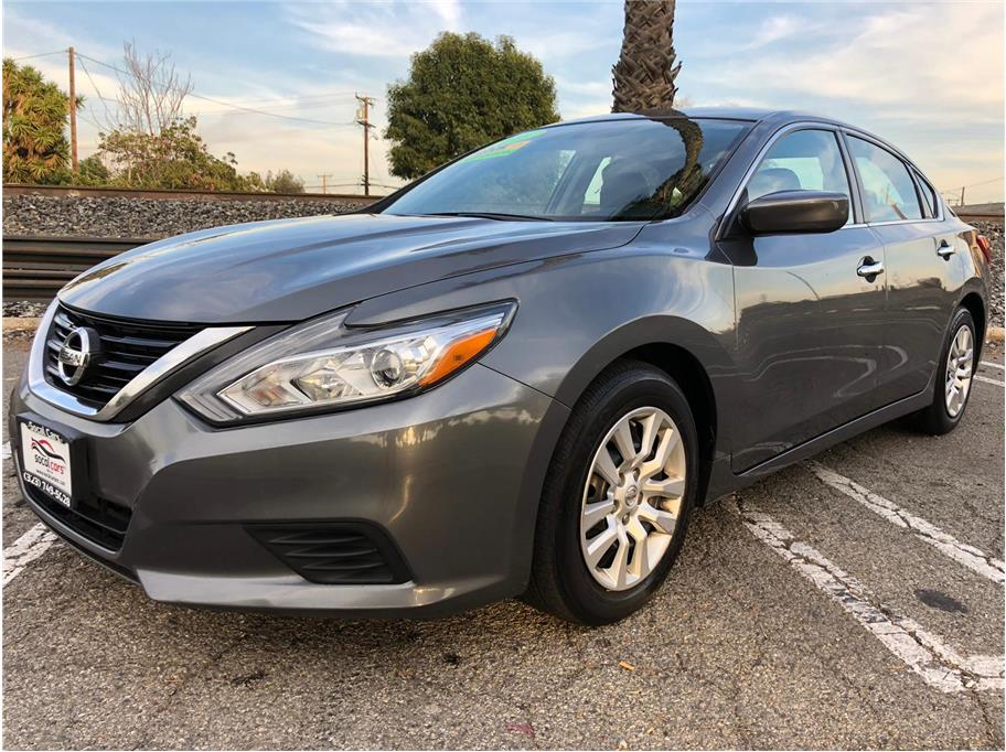 2016 Nissan Altima from SoCalCars Inc