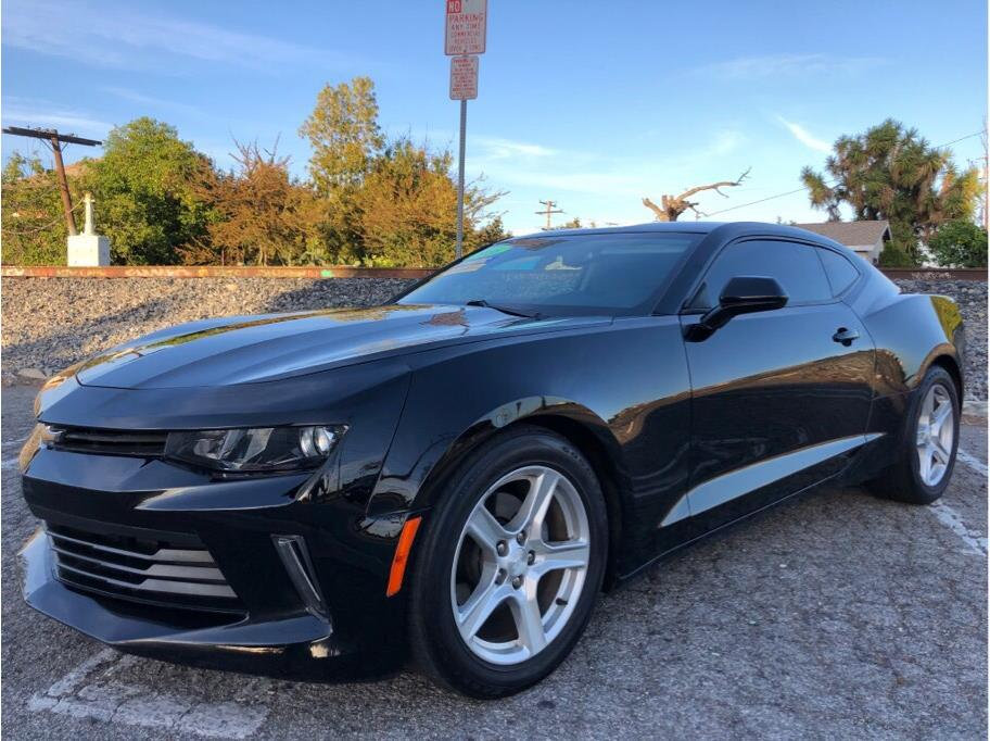 2016 Chevrolet Camaro from SoCalCars Inc