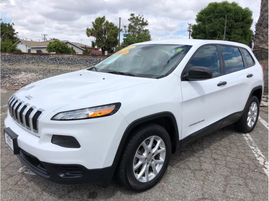 2015 Jeep Cherokee from SoCalCars Inc