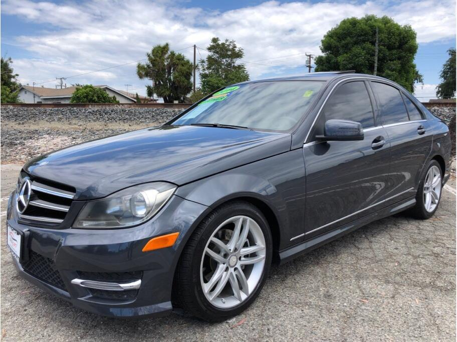 2014 Mercedes-Benz C-Class from SoCalCars Inc