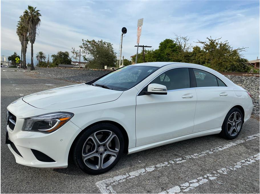 2014 Mercedes-Benz CLA-Class from SoCalCars Inc