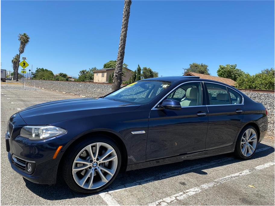 2014 BMW 5 Series from SoCalCars Inc