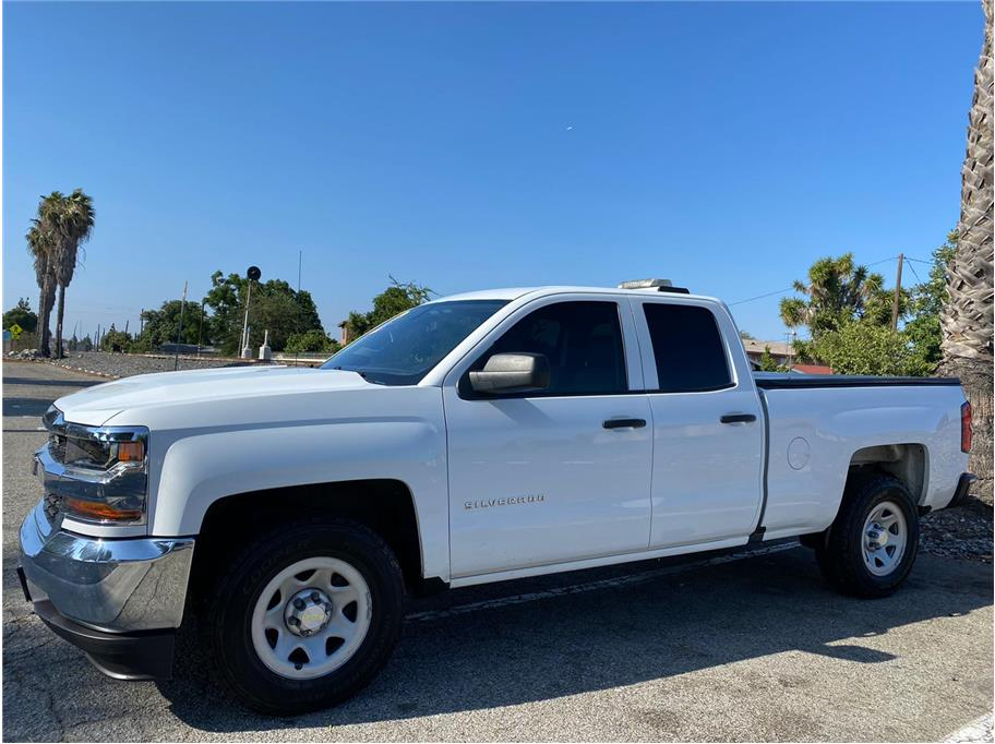2016 Chevrolet Silverado 1500 Double Cab from SoCalCars Inc
