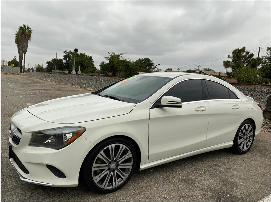 2017 Mercedes-benz CLA from SoCalCars Inc