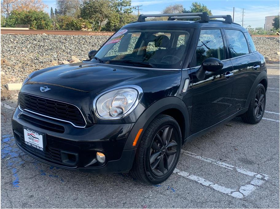 2012 MINI Countryman from SoCalCars Inc