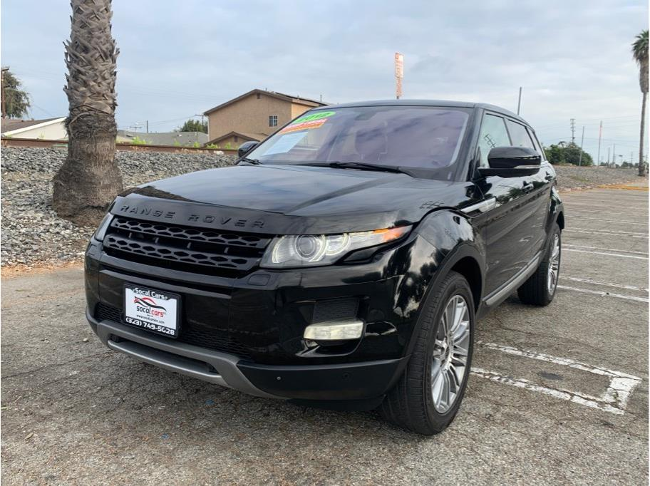 2012 Land Rover Range Rover Evoque from SoCalCars Inc