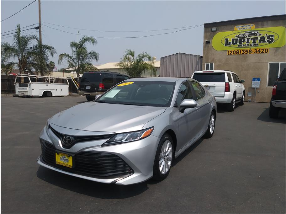2018 Toyota Camry from Lupita's Auto Sales, Inc