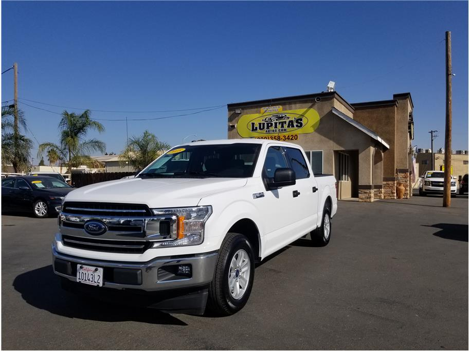 2018 Ford F150 SuperCrew Cab from Lupitas Auto Sales, Inc