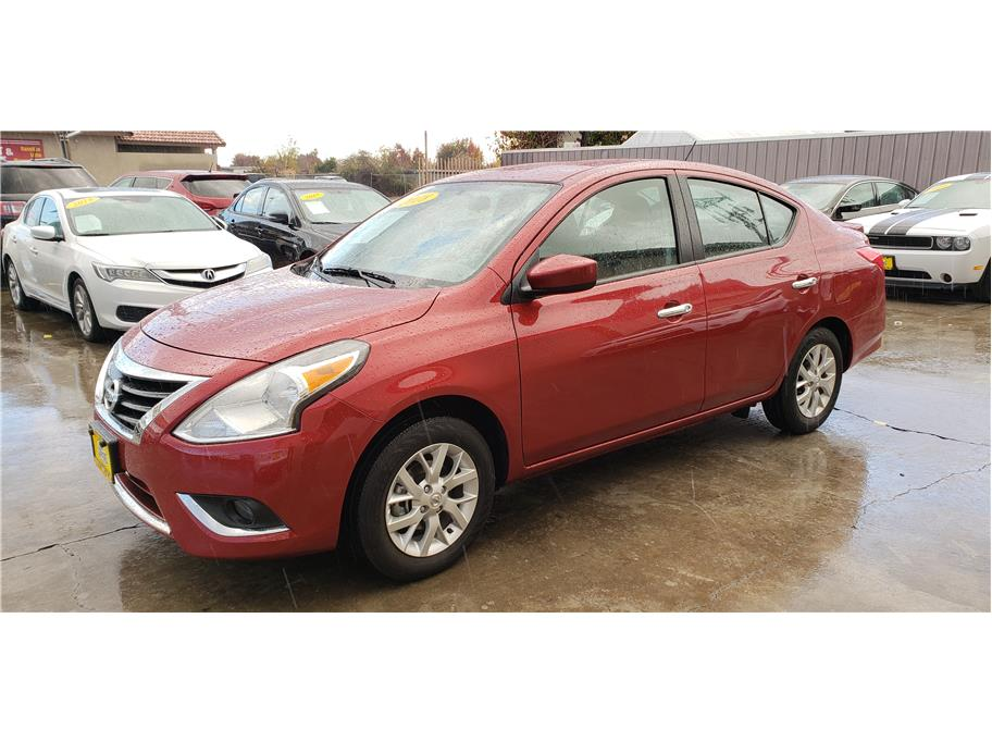 2018 Nissan Versa from Lupita's Auto Sales, Inc