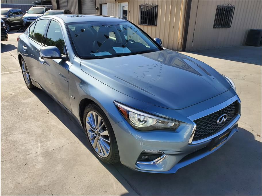 2018 INFINITI Q50 from Lupita's Auto Sales, Inc