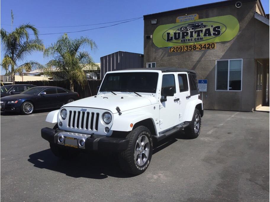 2018 Jeep Wrangler Unlimited from Lupita's Auto Sales, Inc
