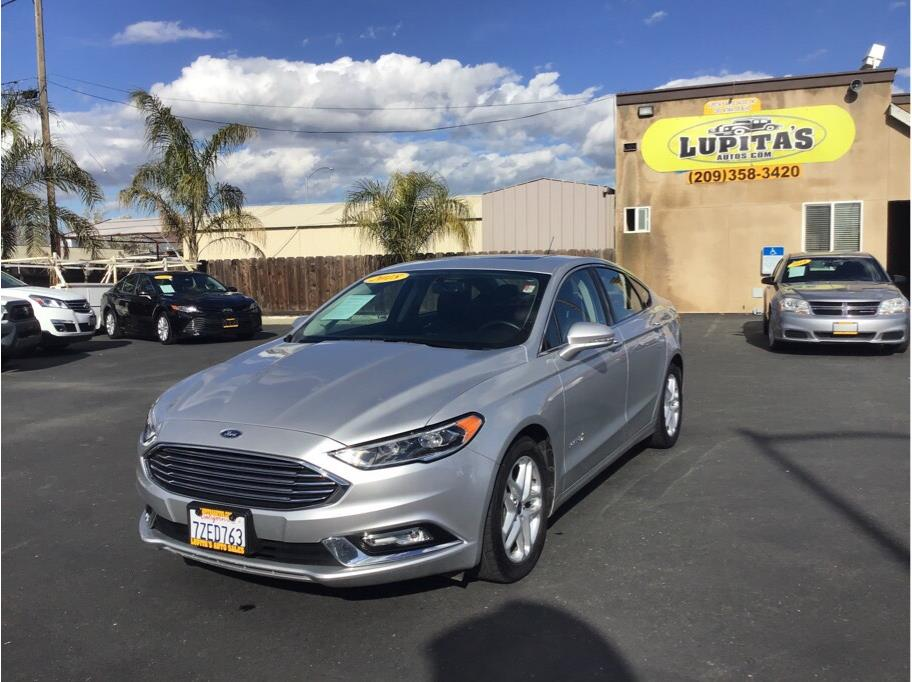 2018 Ford Fusion from Lupita's Auto Sales, Inc