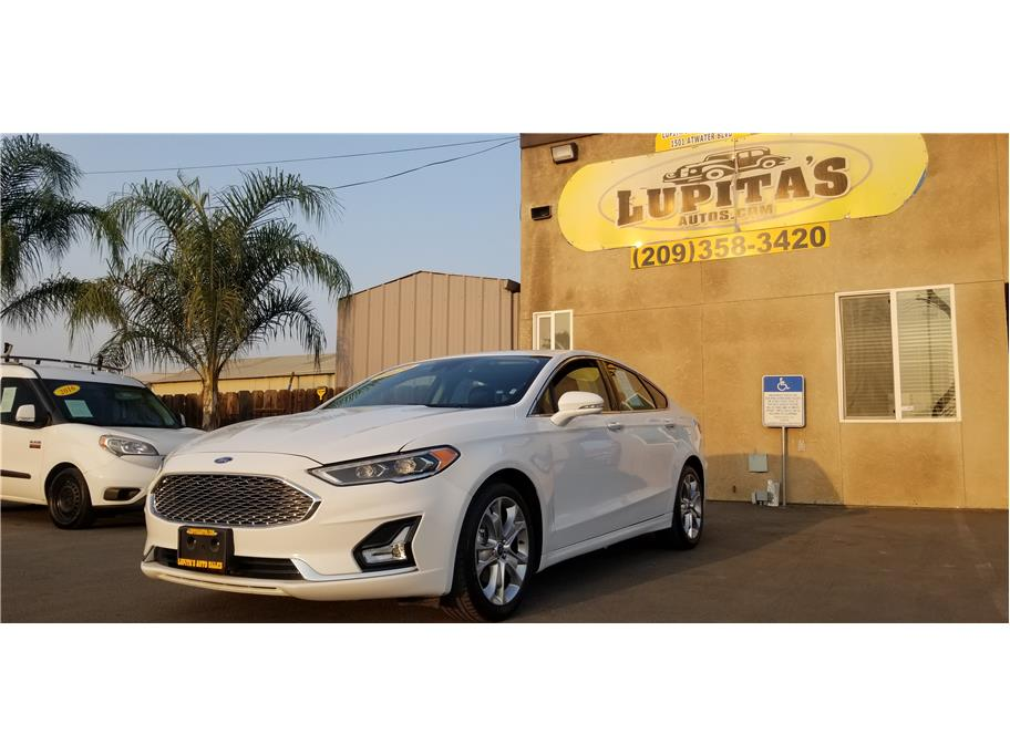 2020 Ford Fusion from Lupitas Auto Sales, Inc