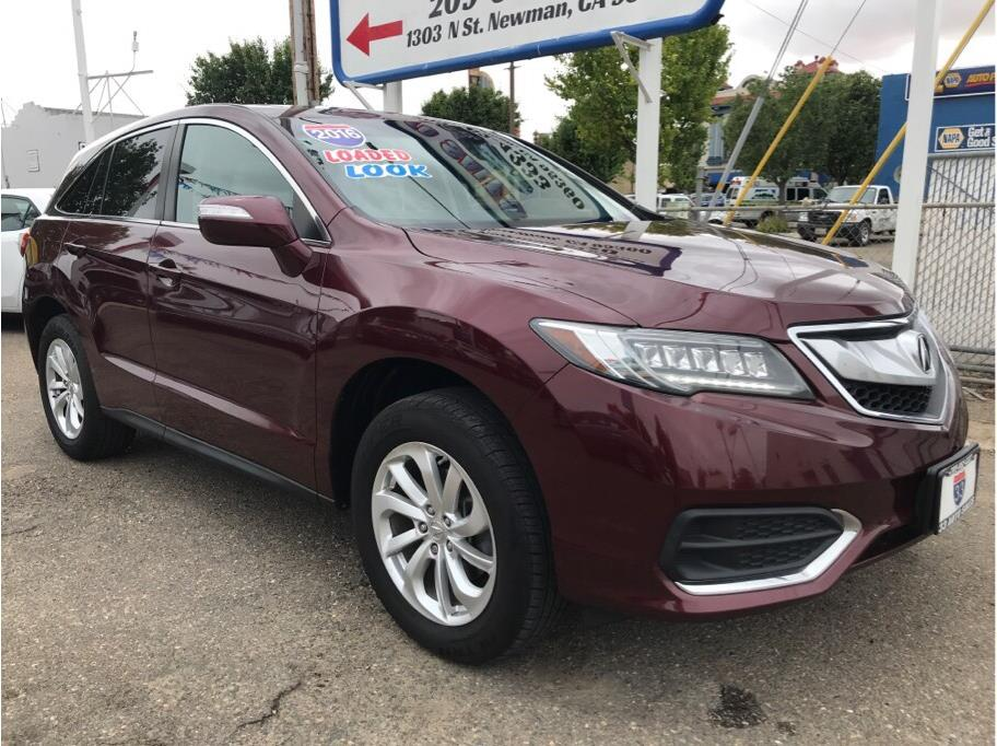 2016 Acura RDX from 33 Auto Sales