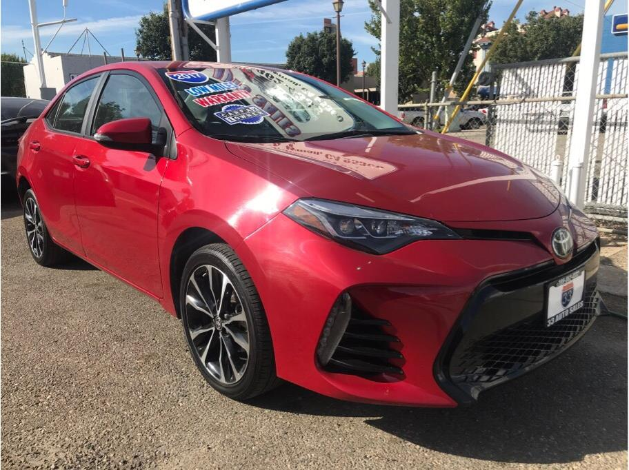 2017 Toyota Corolla from 33 Auto Sales