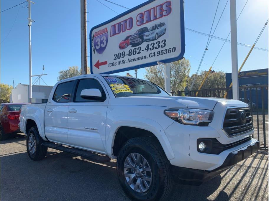2018 Toyota Tacoma Double Cab from 33 Auto Sales