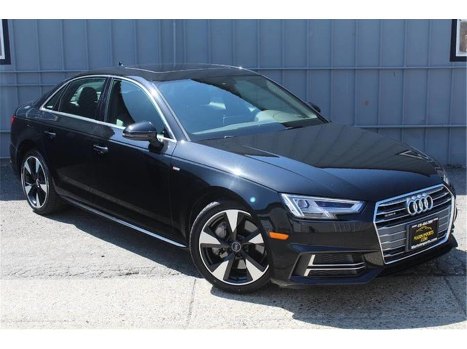 2017 Audi A4 from Marin Imports