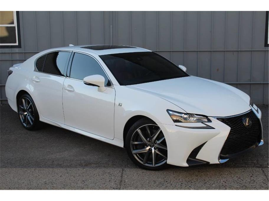 2018 Lexus GS from Marin Imports