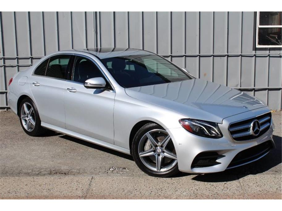 2017 Mercedes-benz E-Class from Marin Imports