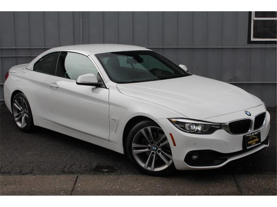 2018 BMW 4 Series from Marin Imports