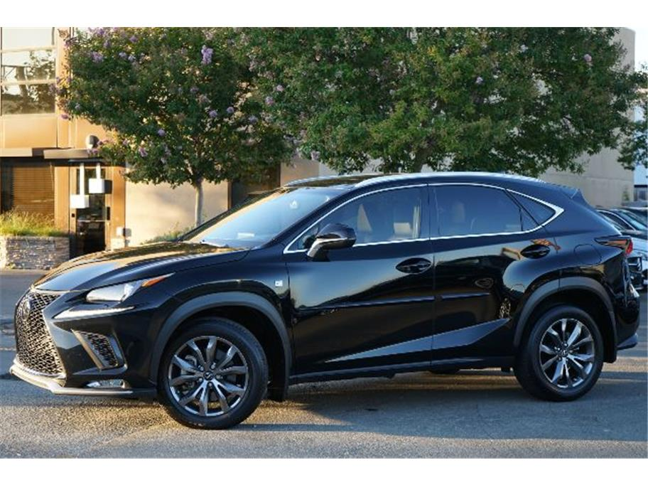 2018 Lexus NX from Marin Imports