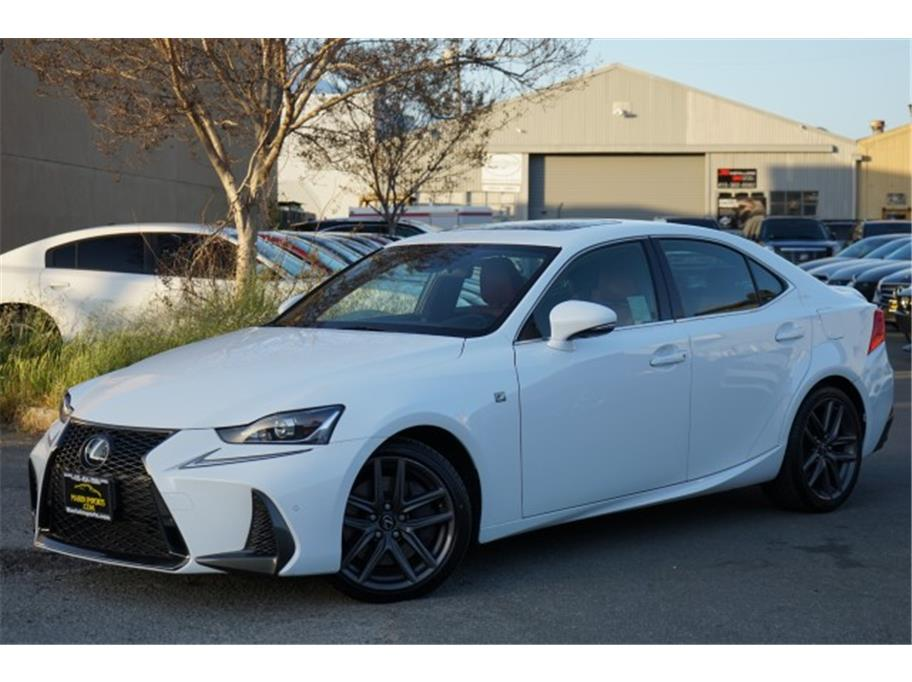 2018 Lexus IS from Marin Imports