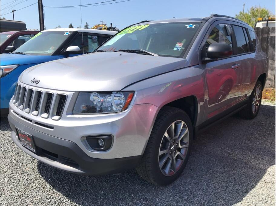 2017 Jeep Compass from Enriquez Auto Group