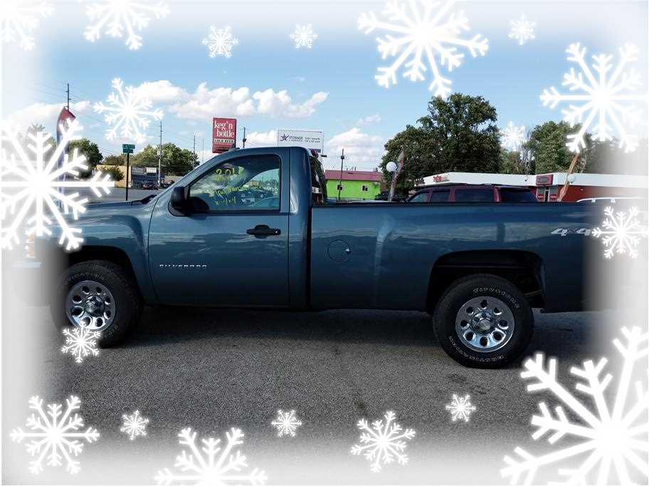2011 Chevrolet Silverado 1500 Regular Cab
