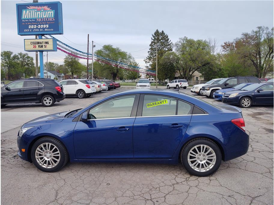 2012 Chevrolet Cruze from Millinium Motors