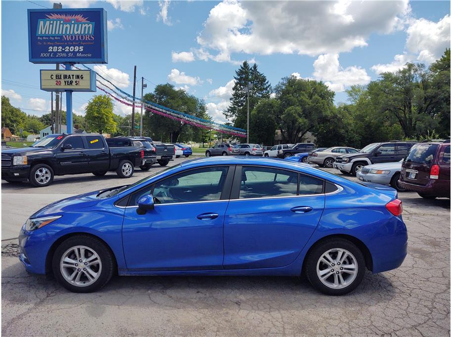 2016 Chevrolet Cruze from Millinium Motors