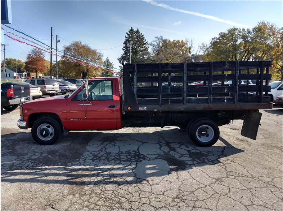 1999 Chevrolet 3500 Regular Cab & Chassis from Millinium Motors