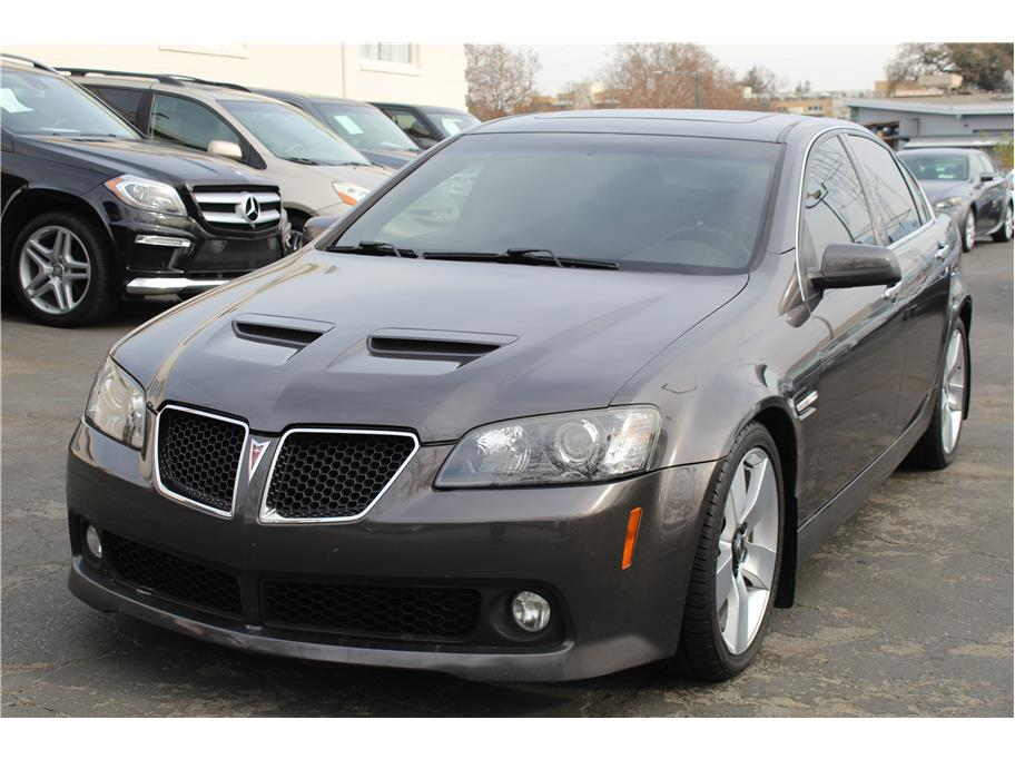2008 Pontiac G8 from MAG Auto Group Inc.