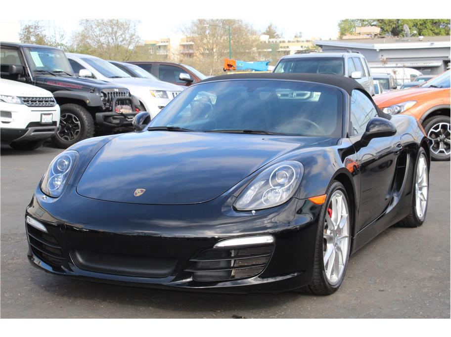 2013 Porsche Boxster from MAG Auto Group Inc.