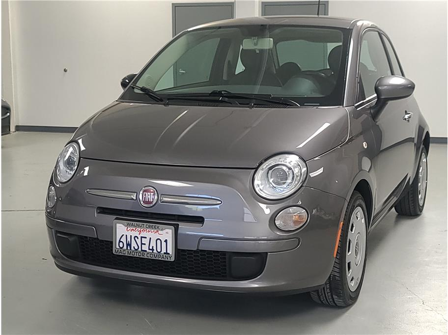 2012 FIAT 500 from MAG Auto Group Inc.