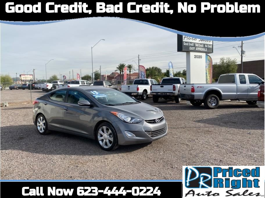 2013 Hyundai Elantra from Priced Right Auto Sales