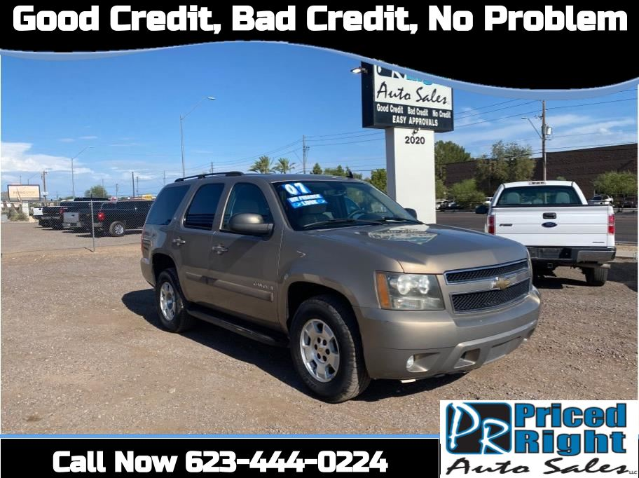 2007 Chevrolet Tahoe from Priced Right Auto Sales